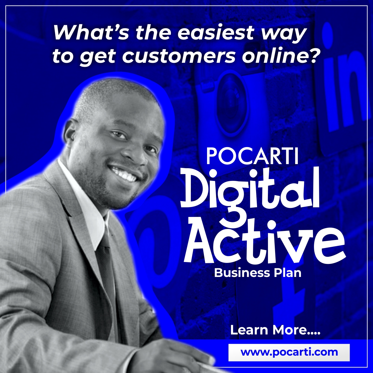 pocarti digital active business plan